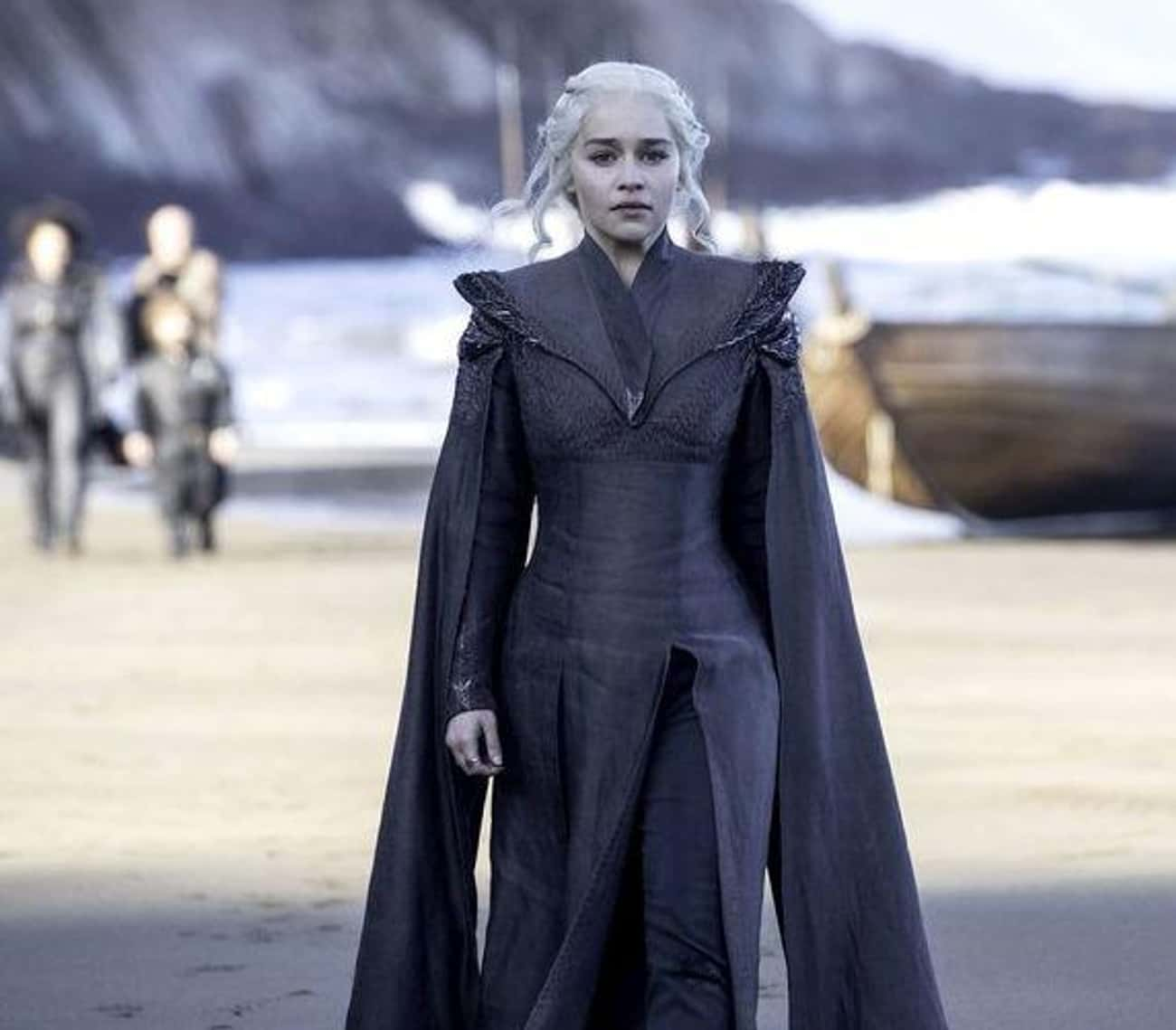 Daenerys Targaryen: Starting A Relationship With A Potential Rival