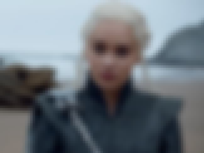 Daenerys Targaryen is listed (or ranked) 4 on the list TV Characters Who Would Make Horrible Roommates