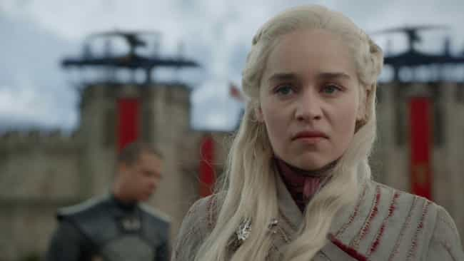 Daenerys Targaryen is listed (or ranked) 4 on the list TV Characters You Loved At First Watch, Then Slowly Realized Were The Worst