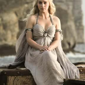 Daenerys Targaryen is listed (or ranked) 10 on the list Every 'Game of Thrones' Character's First Words