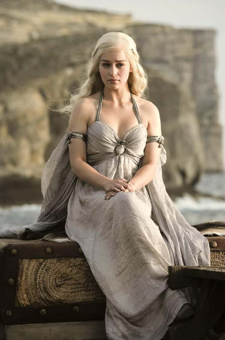 Daenerys Targaryen Is 13 Years Old