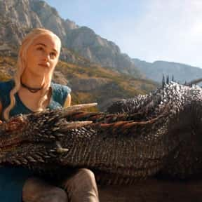Daenerys Targaryen is listed (or ranked) 10 on the list The Most Hardcore Game of Thrones Characters