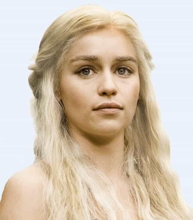 Daenerys Targaryen is listed (or ranked) 3 on the list The Best Members of House Targaryen