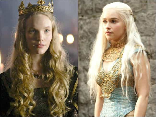 Daenerys Targaryen is listed (or ranked) 2 on the list 28 Famous TV Roles That Were Almost Played by Someone Else