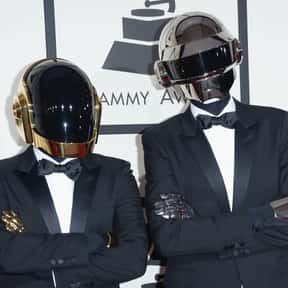 Daft Punk is listed (or ranked) 23 on the list The Best Electronic Bands & Artists