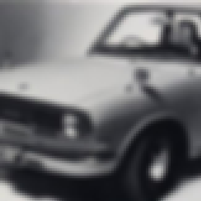 Daihatsu Consorte is listed (or ranked) 3 on the list Full List of Daihatsu Motor Company Models