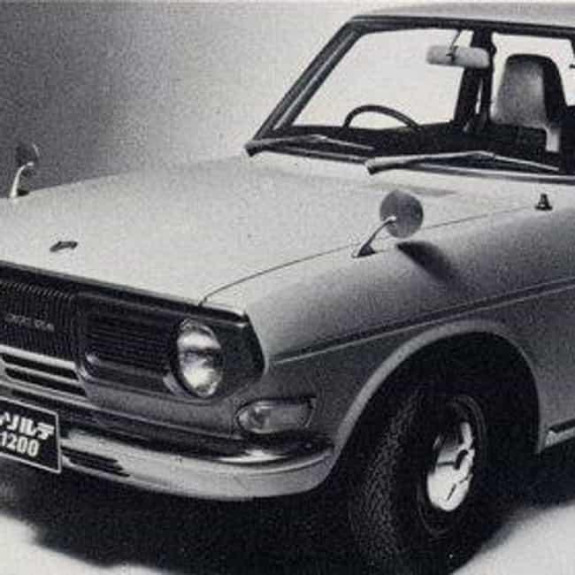 Daihatsu Consorte is listed (or ranked) 3 on the list Full List of Daihatsu Motor Company Models