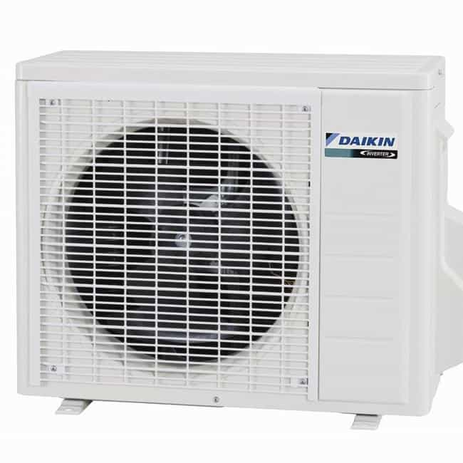 Daikin is listed (or ranked) 1 on the list The Best Air Conditioner Brands