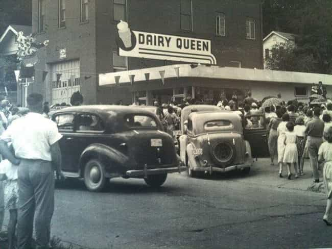 Dairy Queen is listed (or ranked) 2 on the list Amazing Early Photos of the World's Most Iconic Companies