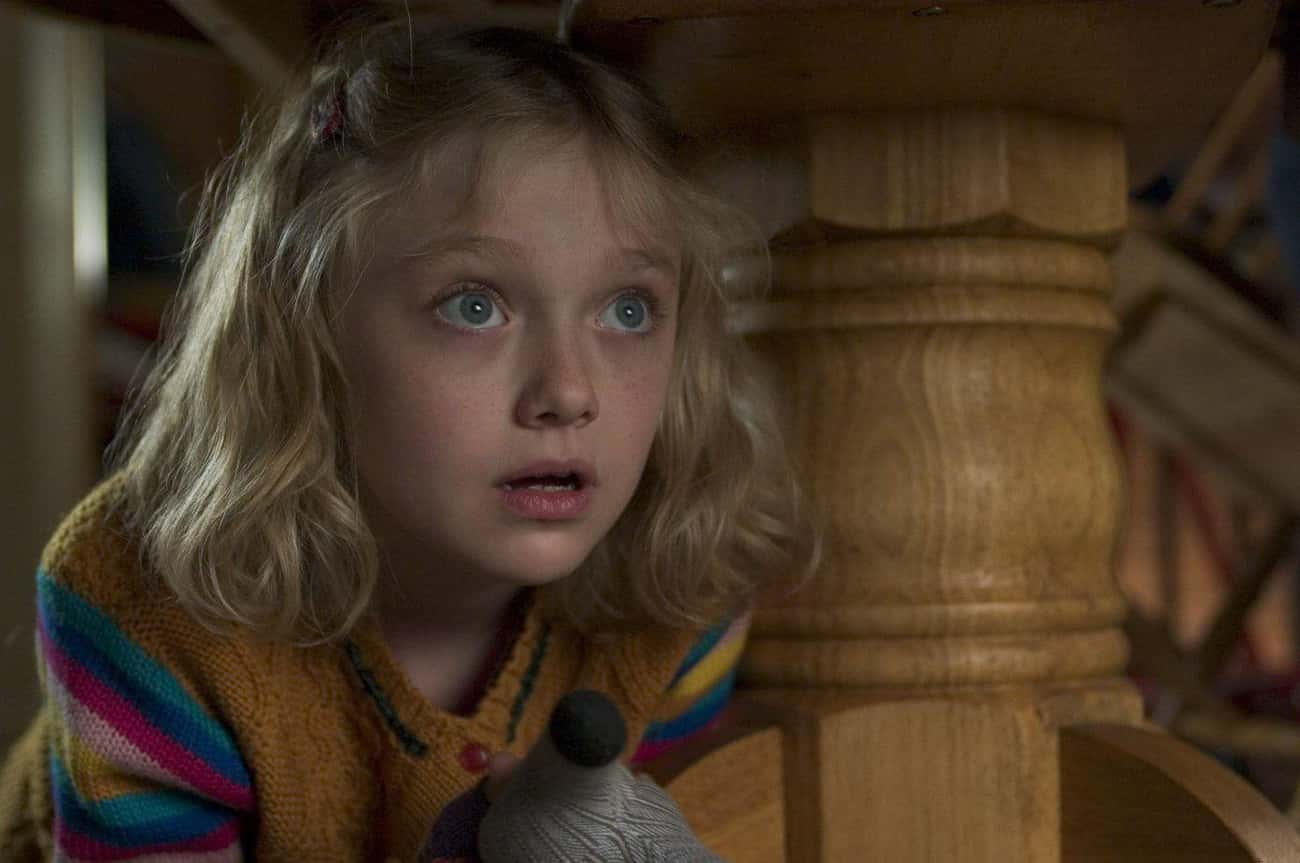Dakota Fanning –Then is listed (or ranked) 3 on the list Here's What Happened To The Child Actors From Your Favorite Early '00s Movies