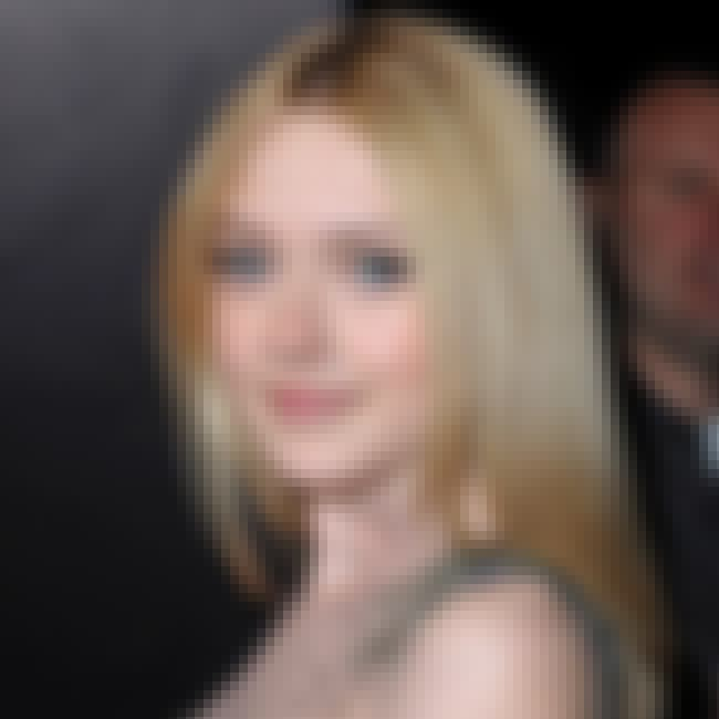 Dakota Fanning is listed (or ranked) 4 on the list The Next Generation Of Stars (Age 20 and Under)