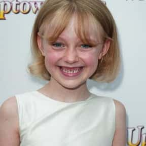 Dakota Fanning is listed (or ranked) 5 on the list The Greatest Child Stars Who Are Still Acting