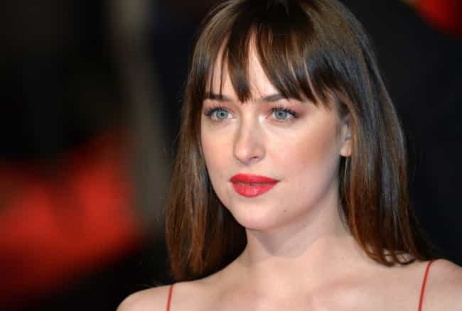 Dakota Johnson is listed (or ranked) 7 on the list Celebrities Who Have Been Hacked