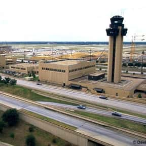 Dallas/Fort Worth Internationa is listed (or ranked) 17 on the list The Best U.S. Airports