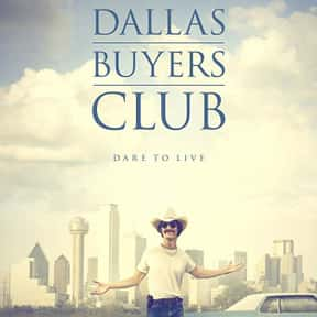 Dallas Buyers Club is listed (or ranked) 8 on the list The Best Drama Movies Of The 2010s Decade