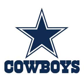 Dallas Cowboys is listed (or ranked) 10 on the list Who Do You Think Will Win Super Bowl LIII?