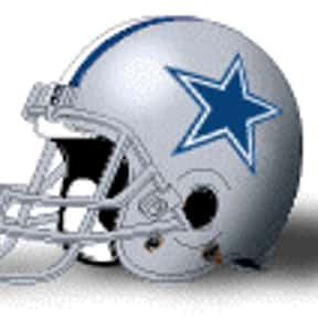 Cowboys is listed (or ranked) 17 on the list The Best Current NFL Helmets