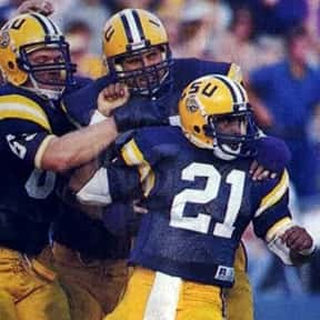 Dalton Hilliard is listed (or ranked) 23 on the list The Best LSU Football Players of All Time