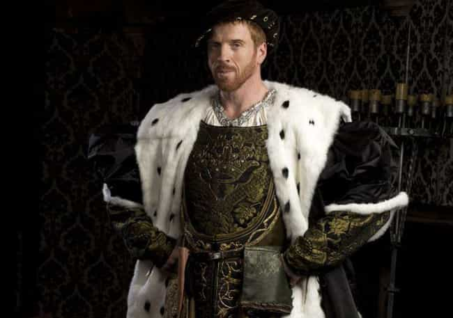 Damian Lewis is listed (or ranked) 2 on the list Everyone Who Has Played Henry VIII, Ranked
