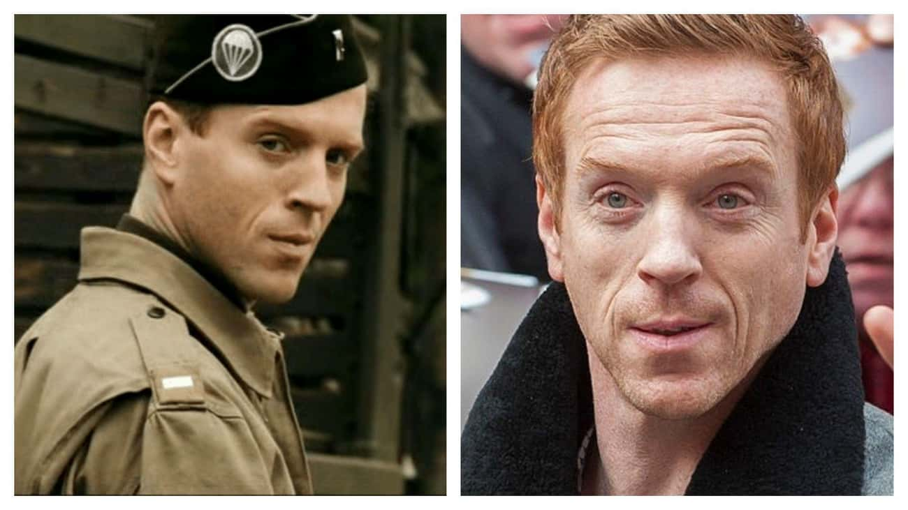 Damian Lewis is listed (or ranked) 4 on the list Where The Cast Of 'Band of Brothers' Is Now