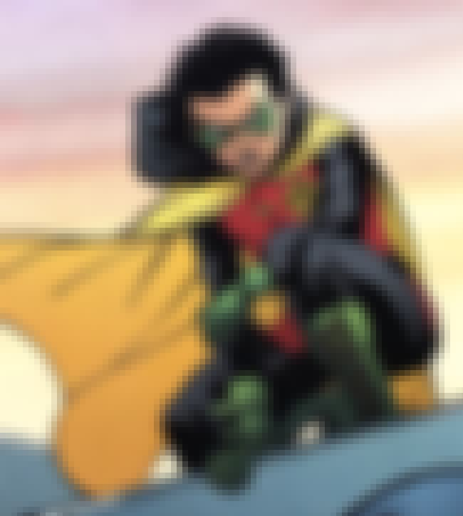 Damian Wayne is listed (or ranked) 3 on the list Who Is The Greatest Robin? The Best Boy Wonder Debate