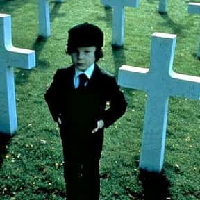 Damien Thorn is listed (or ranked) 5 on the list The Greatest Possessed Characters in Film