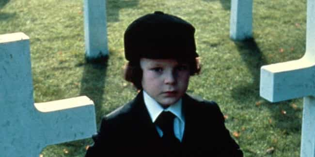 Damien Thorn is listed (or ranked) 4 on the list The 17 Creepiest Kids In Supernatural Horror Films