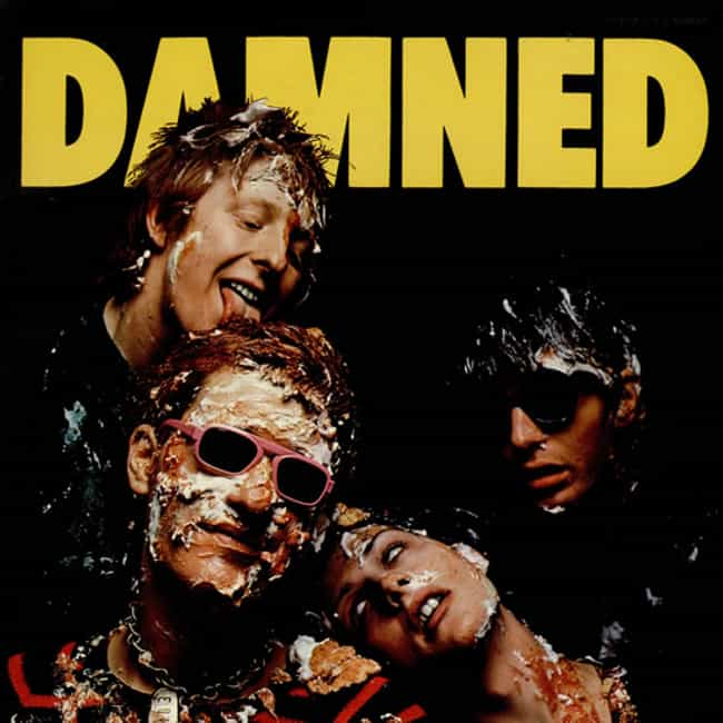 Damned Damned Damned is listed (or ranked) 3 on the list The Best Damned Albums of All Time