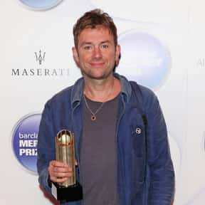 Damon Albarn is listed (or ranked) 17 on the list English Electronic Music Bands List