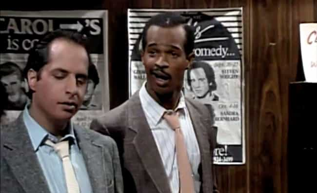 Damon Wayans is listed (or ranked) 4 on the list 20 Actors You Didn't Know Were On SNL (Or Managed To Forget)