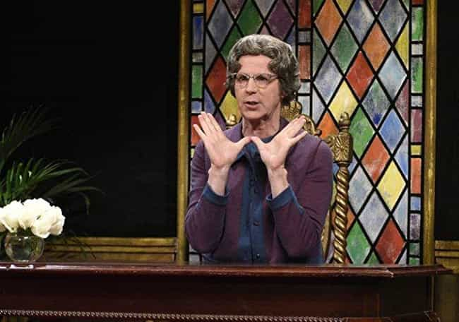 Dana Carvey is listed (or ranked) 1 on the list What The Cast Of 'Saturday Night Live' Thinks About The Show