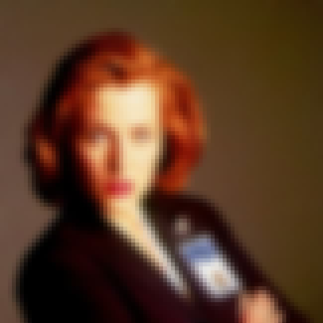 Dana Scully is listed (or ranked) 4 on the list The Best Female Scientists in Film