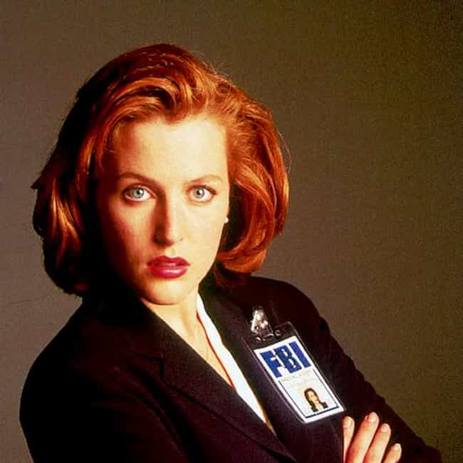 Dana Scully is listed (or ranked) 3 on the list The Best Female Scientists in Film