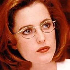 Dana Scully is listed (or ranked) 18 on the list The Greatest TV Character Losses of All Time