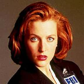 Dana Scully is listed (or ranked) 10 on the list The Greatest Female TV Characters of All Time