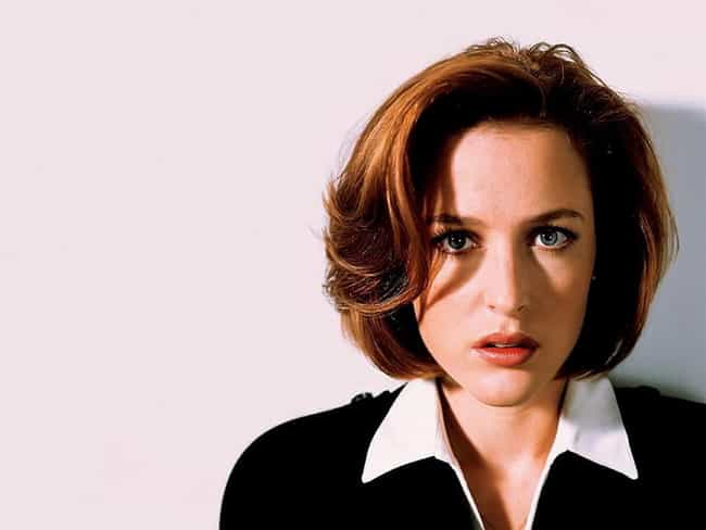 Dana Scully is listed (or ranked) 3 on the list The Cast of The X-Files: Where Are They Now?