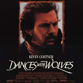 Dances with Wolves is listed (or ranked) 25 on the list The Worst Best Picture-Winning Films