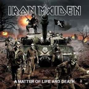 Dance of Death is listed (or ranked) 13 on the list All Iron Maiden Albums, Ranked Best to Worst