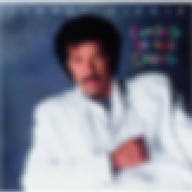 Dancing on the Ceiling is listed (or ranked) 2 on the list The Best Lionel Richie Albums of All Time