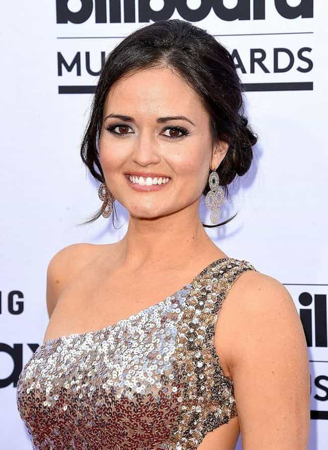 Danica McKellar is listed (or ranked) 2 on the list Young Justice Cast List