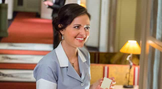 Danica McKellar is listed (or ranked) 4 on the list 14 Forgotten Stars Who Are Making It Rain On The Hallmark Channel