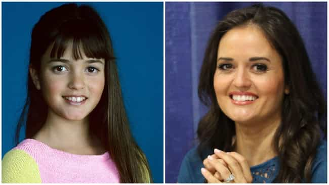 Danica McKellar is listed (or ranked) 2 on the list Child Actors Who Went On To Have Successful Non-Acting Careers