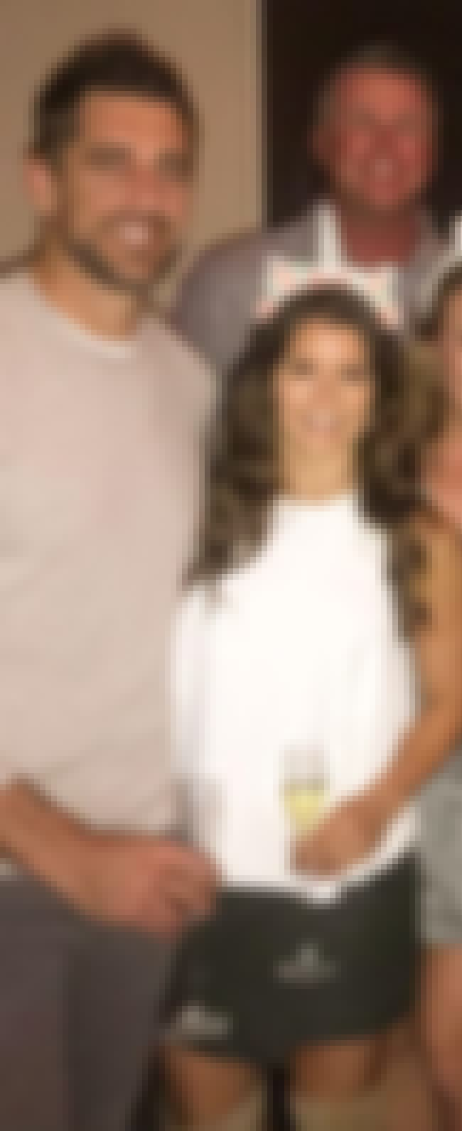 Danica Patrick is listed (or ranked) 1 on the list Aaron Rodgers Loves And Hookups