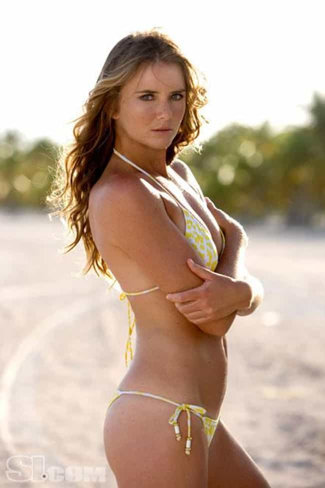 Daniela Hantuchová is listed (or ranked) 8 on the list Female Tennis Players That Put Love On Your Mind
