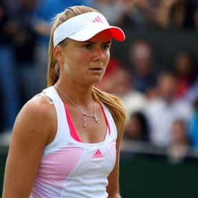 Daniela Hantuchová is listed (or ranked) 11 on the list List of Famous Tennis Players