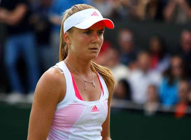 Daniela Hantuchová is listed (or ranked) 1 on the list The Best Tennis Players from Slovakia