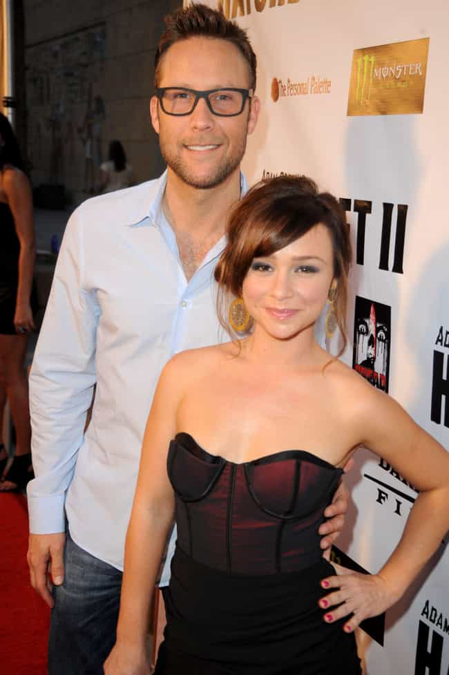 Danielle Harris is listed (or ranked) 4 on the list Michael Rosenbaum Loves and Hookups