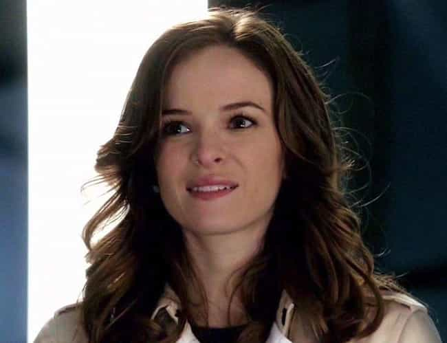 Danielle Panabaker is listed (or ranked) 4 on the list 10 Celebrities You Didn't Know Have Webbed Feet And Toes