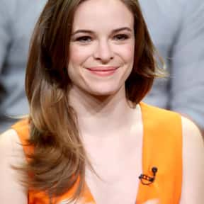 Danielle Panabaker is listed (or ranked) 7 on the list Famous People From Georgia