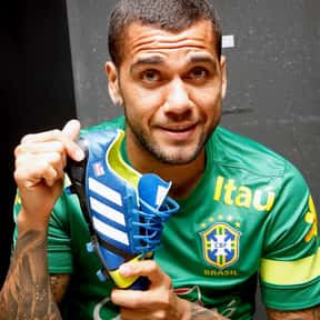 Daniel Alves is listed (or ranked) 17 on the list The Best Soccer Players from Brazil